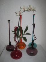 Blumen - Kugeln, Kelche, Vasen, Röhrchen