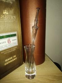 Whiskydropper mit Wasserkaraffe